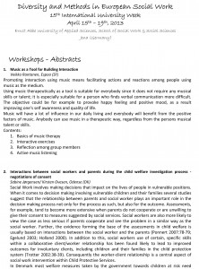 Microsoft Word - IUW 2013 Jena abstracts.doc